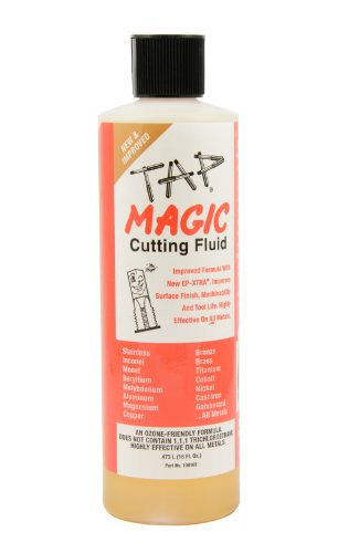 Forney 20858 Cutting Fluid, Industrial Pro Tap Magic, 16-Ounces by Forney