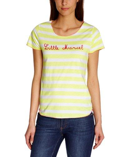 Little Marcel Teflon - Camiseta, con manga corta para mujer Gelb - Jaune Fluo