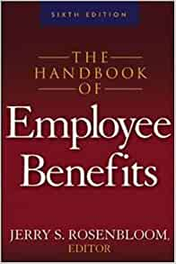 the handbook of employee benefits pdf