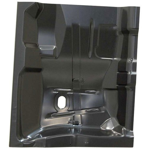 Rear Floor Pan Patch - LH - 64-67 Chevelle El Camino GTO Skylark Cutlass ()