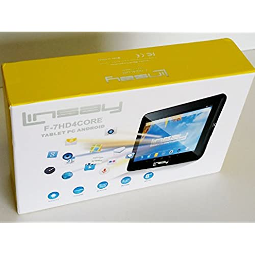 Linsay Tablet with 8GB Memory 7 | F-7HD4Core Coupons