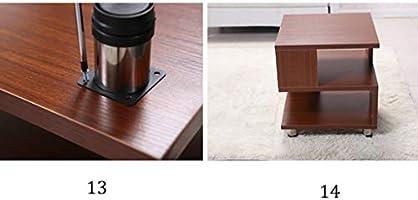 Ya-Ya Mesita de Noche Moderna Simple de Fin Tablas Muebles Noche Inicio Mesa de la Sala Dormitorio Mesilla de Noche Presentación del Gabinete de Almacenamiento Mesa Auxiliar (Color : White): Amazon.es: Hogar