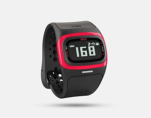 Mio Sports Watch (Mio ALPHA 2 Heart Rate Sport Watch (Raspberry - Long Strap))