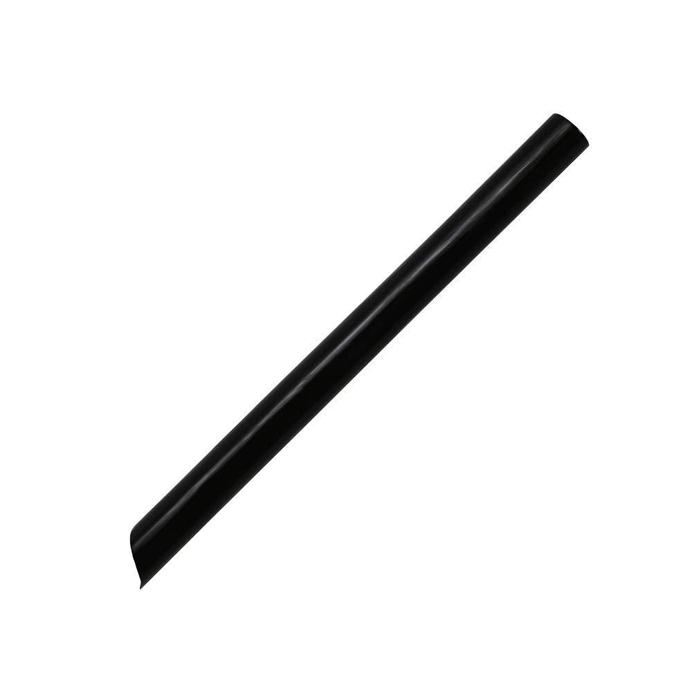 Karat C9041 5.75'' Boba Sample Straws (10mm) - Black (Case of 2000) by Karat