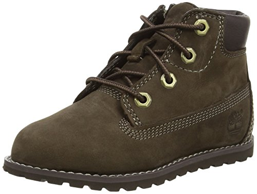 Enfant Pine Marron Bottines Brown Mixte Timberland 6in Pokey Oqp8A8