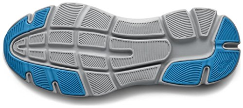 Dr. Comfort Meghan Women's Therapeutic Extra Depth Athletic Shoe: Blue 8 Wide (C-D) Lace by Dr. Comfort (Image #2)