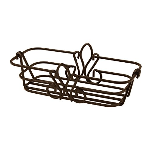 Spectrum Diversified Patrice Bread Basket, Bronze Finish by Spectrum Diversified (Image #3)