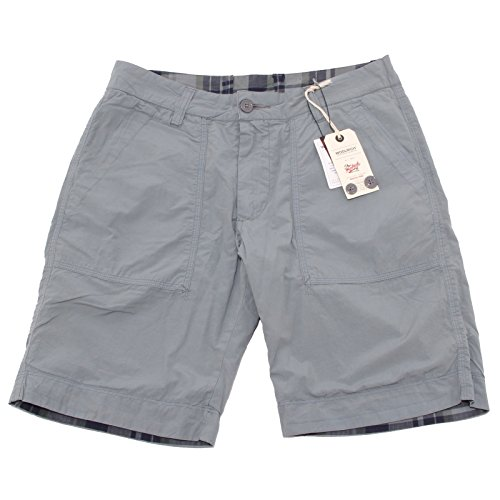 Woolrich Corto blu Short Verde Verde Men Pantalone Bermuda Blu 9804p 65XAxq