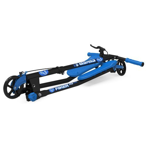 Yvolution YFliker A1 Air Ride On, BLUE/BLACK, One Size by Yvolution (Image #5)