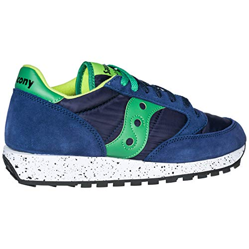 5 In Nylon Sneakers E Jazz 9 Saucony Camoscio 8qSBOTw