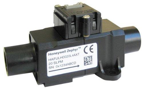 (Mass Air Flow Sensor, Zephyr, Digital, High Accuracy, 0 l/min, 50 l/min, 60 psi, 3 V, 10 V, Tapered)