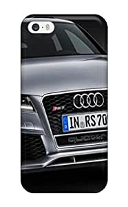 Awesome Design Audi Rs7 7 Hard Case Cover For Iphone 5/5s by supermalls