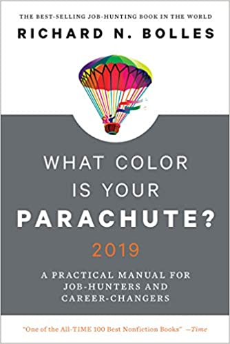 What Color is Your Parachute 2019 Book Cover