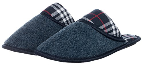 brandsseller Men's brandsseller Slippers Blue Men's qdOzpvxq
