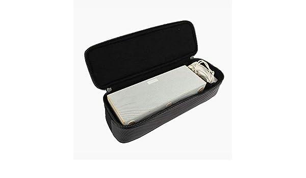 Hard Travel Case Fits Ultimate Ears UE Boom 3 Portable Bluetooth Wireless Speaker by LUYIBA
