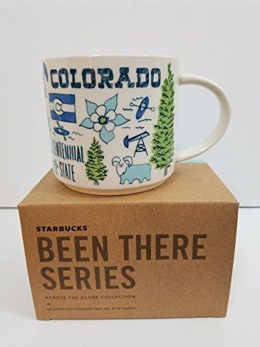 Been There Series Colorado Mug (Starbucks Mugs Orlando)