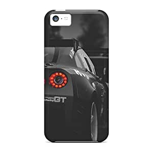 Iphone 5c YDM17121NXbW Customized Trendy Nissan Gtr Racing Series Protective Hard Cell-phone Cases -TimeaJoyce