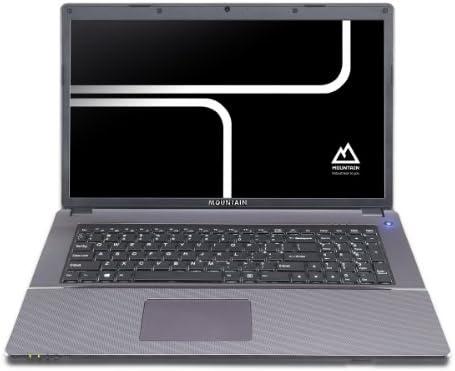 Mountain Performance 174G Core Portatil, Ordenador portatil (I5- 4310MQ, Procesador Intel CoreTM i5-4310MQ/RAM 4GB DDR3 1600/SSD128GB / NVIDIA GT 750M ...