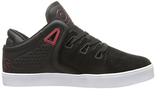 OSIRIS Skateboard Shoes D3V BLACK/RED