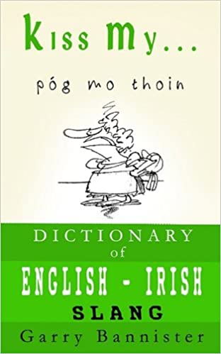 Kiss My ...: A Dictionary of English-Irish Slang (English and Irish Edition)