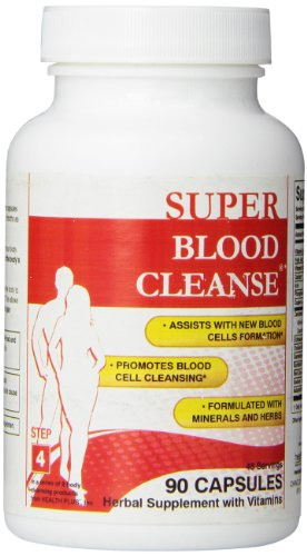 Health Plus Blood Cleanse Capsules product image