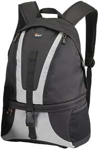 Lowepro Orion DayPack 200 - Funda para cámaras réflex (con compartimentos para accesorios), negro y gris
