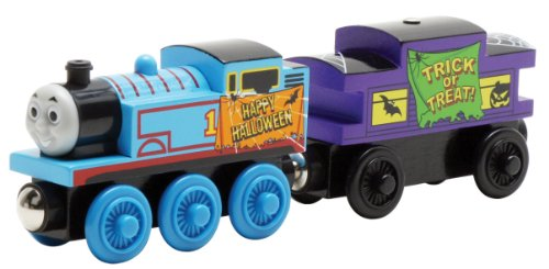 Thomas & Friends Wooden Railway - Halloween Thomas