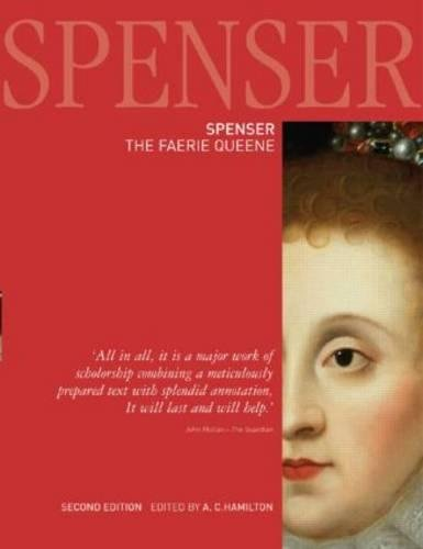 Spenser: The Faerie Queene, 2nd Edition PDF
