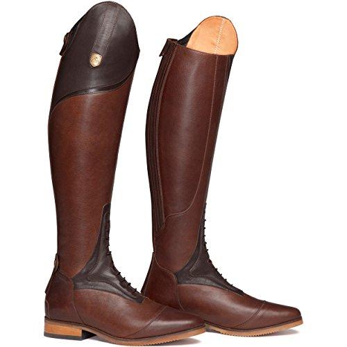 Mountain Sovereign las botas altas de caballo Rider - se puede elegir de gran tamaño y color! Marrón - marrón