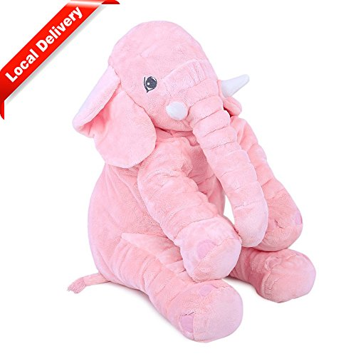 KidsTime Childrens Elephant Shape Plush product image