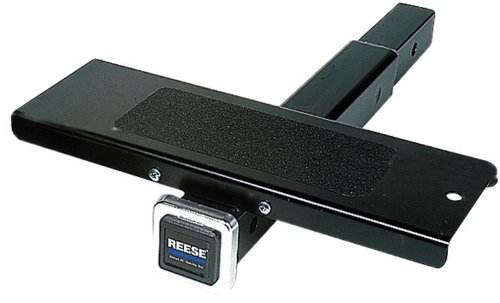 Reese Towpower 11006 18'' Hitch Box Extension with Step by Reese Towpower