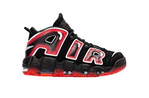 Nike Mens Air More Uptempo 'Laser Crisom' Basketball Shoe