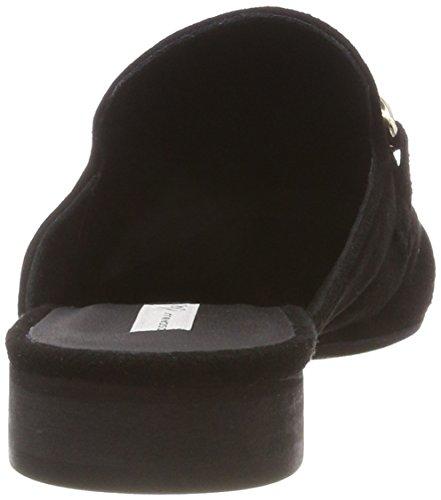 Cha Blu Tosca Pantuflas nero C99 Mujer Negro Para W418q8xw5P