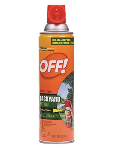 Off Yard and Deck Insect Repellent - 16 Ounce (Pack of 3)