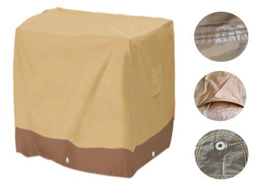 square air conditioner cover - 8