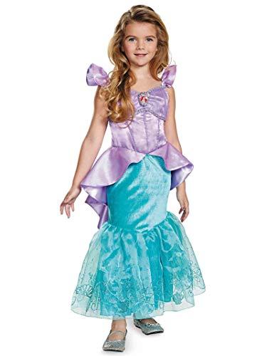 Ariel Prestige Disney Princess The Little Mermaid Costume, ()