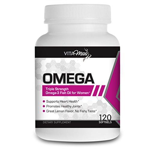 Vitamiss Omega Organic Supplement Essential product image