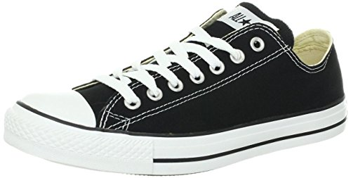 Chuck Unisex Taylor Sneakers Ox Star White M9166 Black All Converse F45Sq5