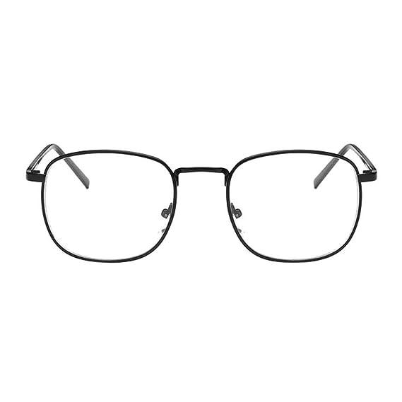 32f4043cd425 Glasses neutral Hippie - mod. BREAKING BAD Walter - optical frame VINTAGE  man woman unisex - BLACK: Amazon.co.uk: Clothing