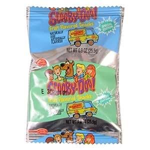 Food Truck Scooby Doo >> Amazon.com: General Mills Scooby Doo Fruit Snacks, 0.9 Oz Each (Pack of 96)