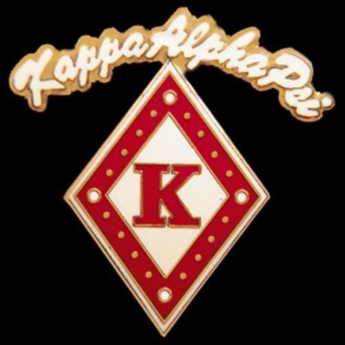 (Kappa Alpha Psi New Umbrella Lapel Pin)
