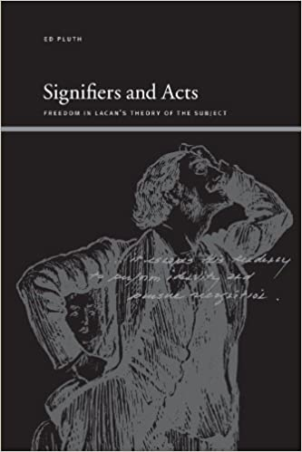 Amazon signifiers and acts freedom in lacans theory of the signifiers and acts freedom in lacans theory of the subject suny series insinuations philosophy psychoanalysis literature fandeluxe Gallery