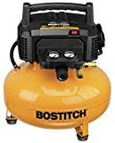 BOSTITCH Air Compressor Kit, Oil-Free, 6