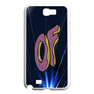 Odd Future of Wolf Gang Custom made Case/Cover/skin For Samsung Galaxy Note 2 Case TPUKO-Q830402