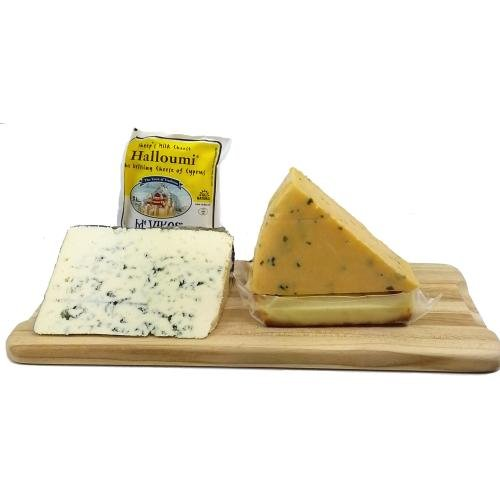 Grilling Cheese Assortment by Gourmet-Food