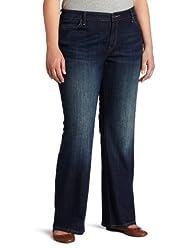Levi's Women's Plus-Size 590 Bootcut Jean