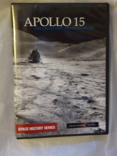 Apollo 15 the Great Explorations Begin (Apollo 15 Dvd)