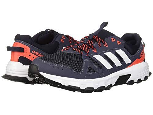 ハウジングクリケット排出[adidas(アディダス)] メンズランニングシューズ?スニーカー?靴 Rockadia Trail Legend Ink/White/Trace Blue 12 (30cm) D - Medium