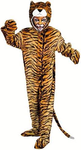 Disfraz Tigre para Adulto (Talla M) (+ Tallas) Carnaval Animales ...