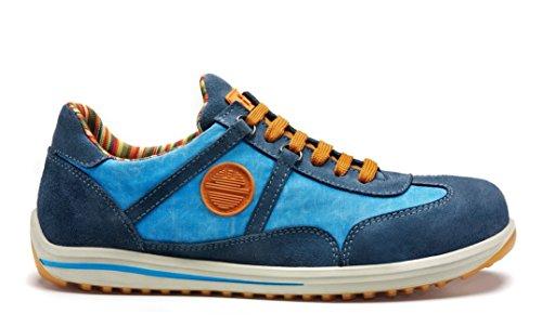 Rassig Schuh S1P SRC 40 Blu